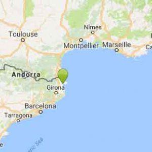 Kart Empuriabrava i Spania