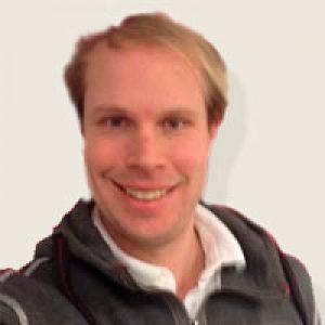 Fredrik på Gøteborgkontor